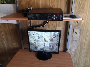 防犯カメラ・電話設備・ネットワーク機器
